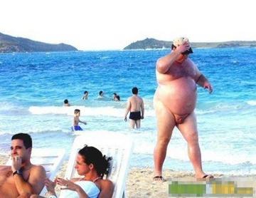 ヌードビーチ
